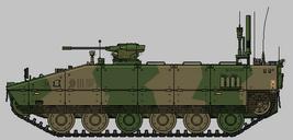 Cygnarian Armored Carrier 2