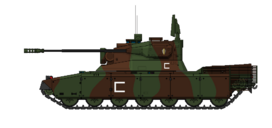 Cygnarian Self-Propelled Anti-Air Gun