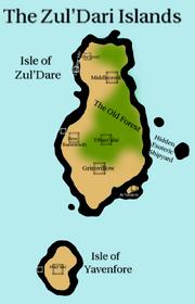 Zul'Dari Islands 4.2