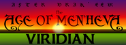Age of Men'heva - Viridian