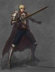 Holy knight by phoenix feng-d42f9vt