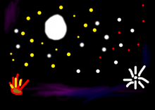 Galaxy Sky by LLR