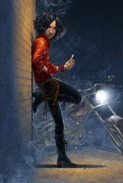 Nemesis - Percy Jackson