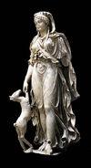 Artemis statue 2