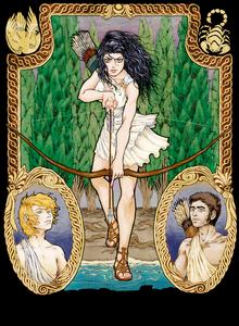 Leto Goddess