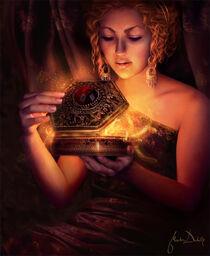 Pandora Goddess