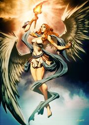 Nike goddess