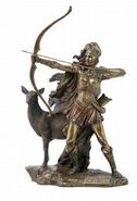 Artemis statue 5