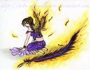 Loss of wings arke