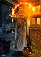 Hestia greek gods project by isikol-d50obo9