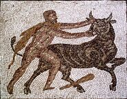 Heracles and the Cretan Bull