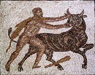 Heracles and the Cretan Bull