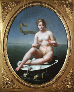 Jean-Baptiste Regnault - The Triumph of Amphitrite