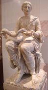 Hygea, copia romana da originale greco del III sec. ac
