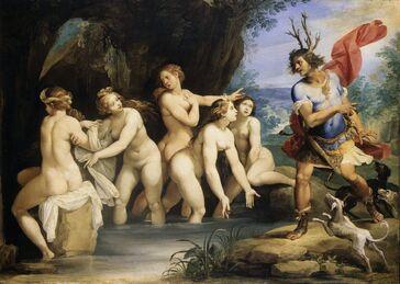 GiuseppeCesari-Diana-and-Actaeon-1603