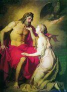 Pic-L-O-Losenko Antin Zeus and Themis 1769