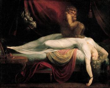 Phobetor in bed