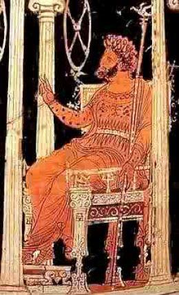 Thrones of the Gods | Greek Mythology Wiki | FANDOM ...