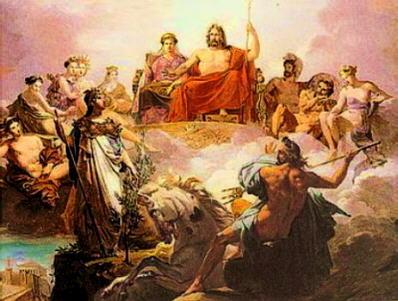 Image - Gods and Goddesses.jpg   Greek Mythology Wiki   Fandom ...