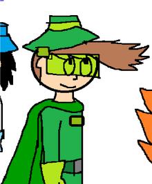 Green wings man 27042016