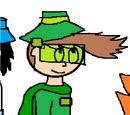 Green Wings Man (character)