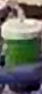 Green Yabba's Drink