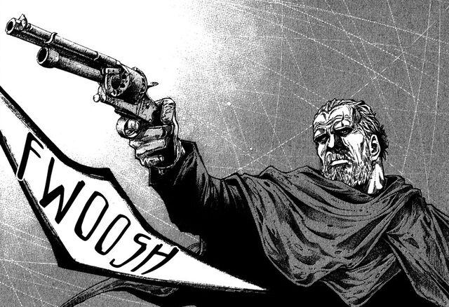 File:Gene taking out his gun.jpg