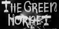 The Green Hornet (serial)