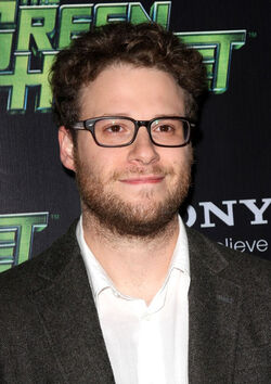Seth+Rogen+Green+Hornet+photocall+Paris