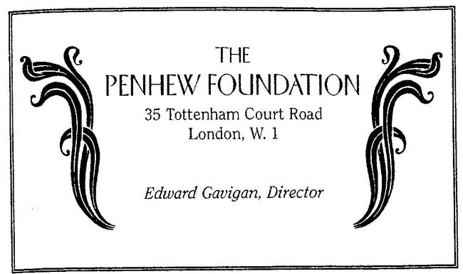 Elegantly engraved business card