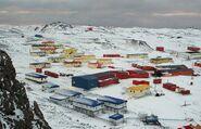 Villa Las Estrellas (Chilean Antarctic Territory)