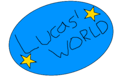 Lucas' World logo