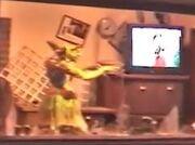 Hawaiian Dancing Gremlins