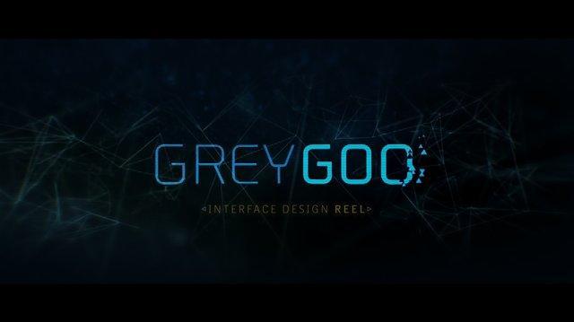 Grey Goo - Interface Design-Reel