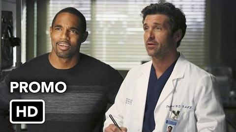 "Grey's Anatomy 10x07 Promo ""Thriller"" (HD)"