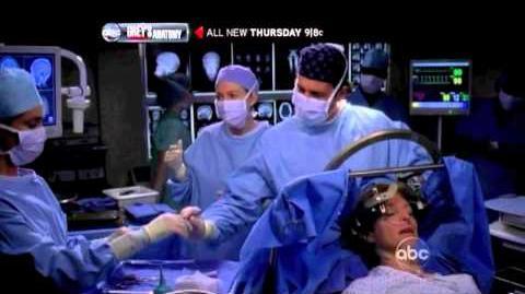 Grey's Anatomy 7x16 promo