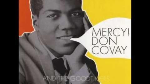 """Mercy, Mercy"" - Don Covay & the Goodtimers"