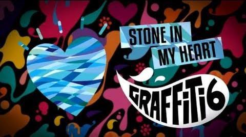 """Stone In My Heart"" - Graffiti6"