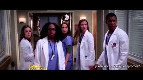 "Grey's Anatomy 9x08 Promo ""Love Turns You Upside Down"" (HD)"