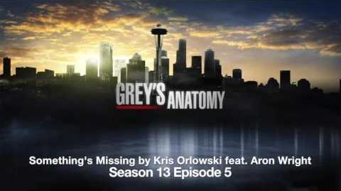 """""""Something's Missing"""" - Kris Orlowski feat"""