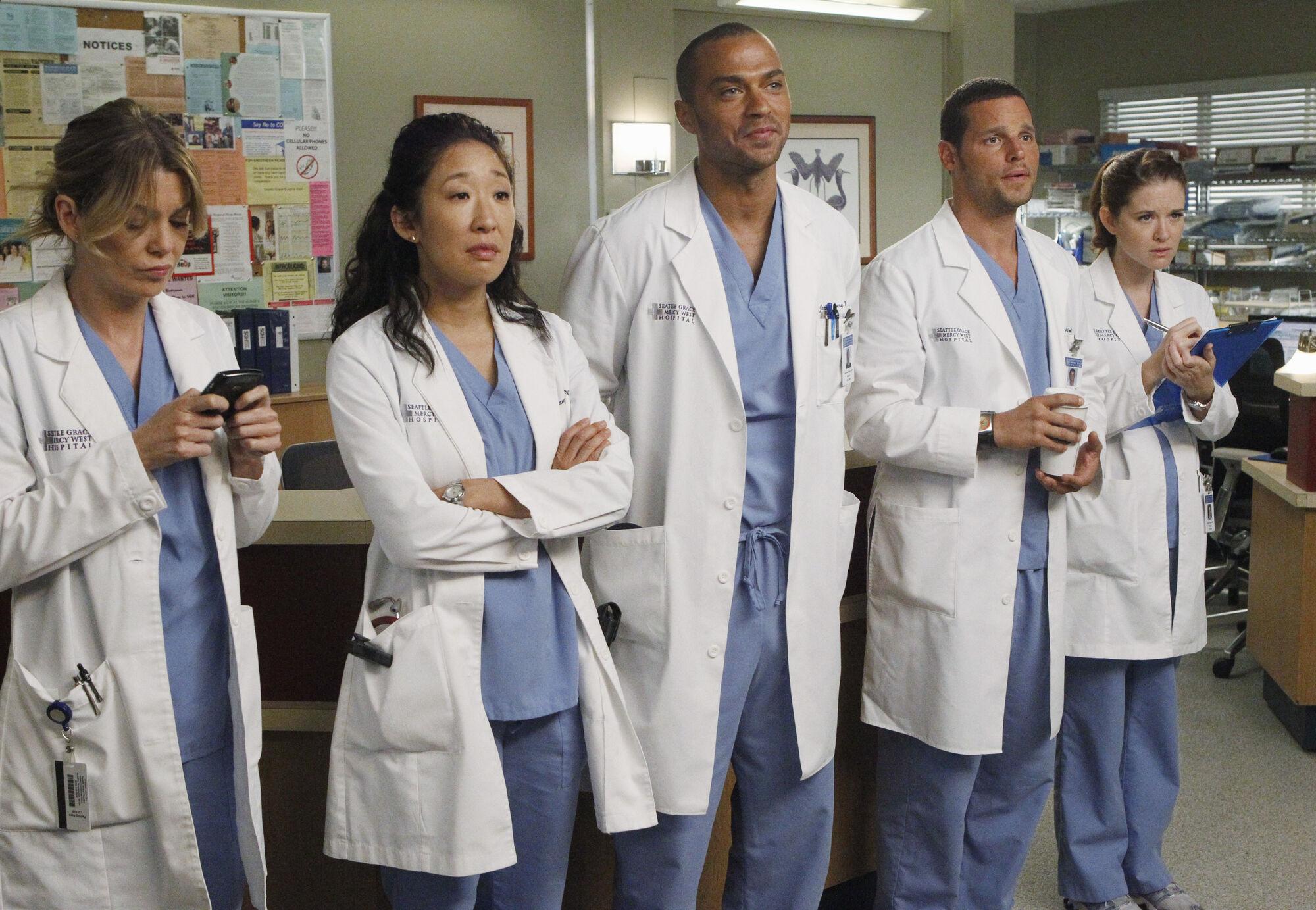 Take the Lead | Grey's Anatomy Universe Wiki | FANDOM ...