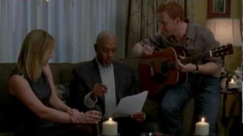 """""""Baby, It's Cold Outside"""" - James Pickens, Jr"""