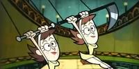 The Dingleschmitz Sisters