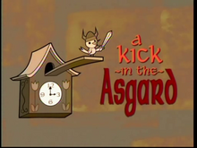 A Kick in the Asgard