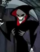 Grim anime