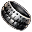 Time-Flux Band Icon