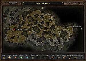 Rhowari Legacy Map