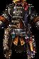 Exalted Vestment Icon