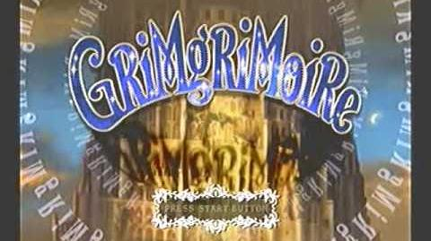 Let's Play Grim Grimoire - Opening
