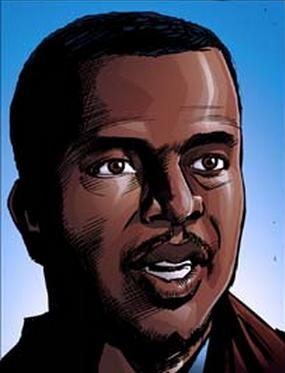 Comic Hank